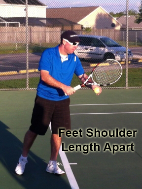 serve_starting_position_feet_shoulder_length