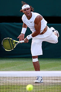 The Championships - Wimbledon 2008 Day Nine